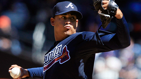 Jair Jurrjens' only previous Triple-A experience came in rehab appearances.