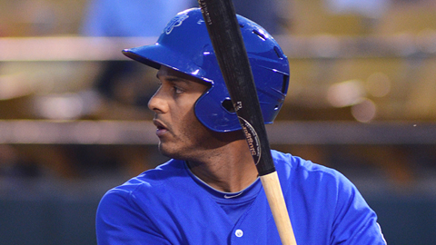 Ricardo Nanita is hitting .359 with eight homers and 19 RBIs in 16 games this month.